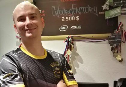 Headhunter herných tímov – Tomáš Čecháček